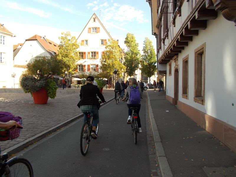 CYCL'O TERRE bureau d'études environnement randonné vélo Colmar