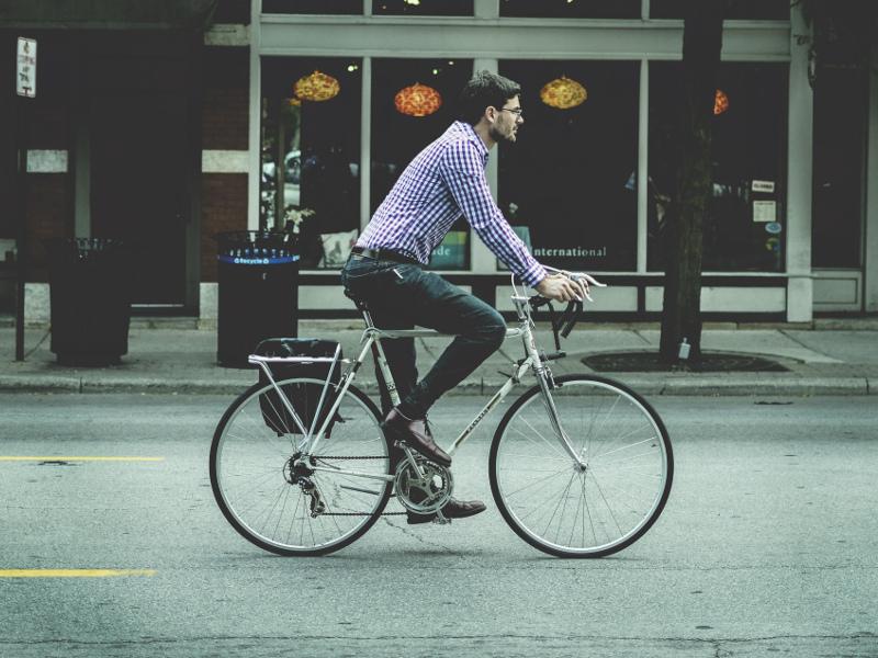 CYCL'O TERRE bureau d'études trajet domicile travail vélo