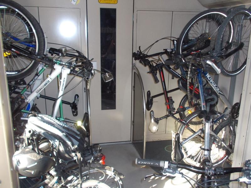 CYCL'O TERRE bureau d'études trajet domicile travail vélo train