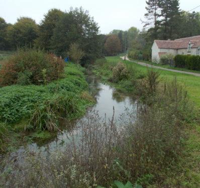 cours d'eau sldn
