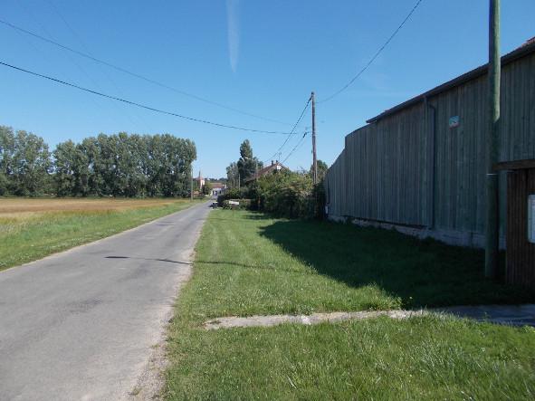 CYCL'O TERRE bureau d'etude environnement rue Saint Hubert les Marêts