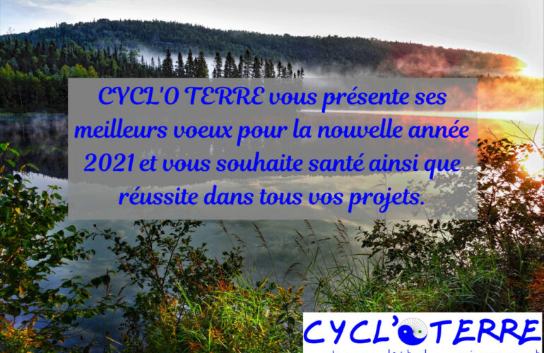 CYCL O TERRE bureau d etudes environnement voeux2021